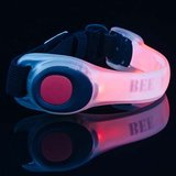 Bee Seen Led Safety Band Rood_