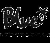 Blue Sportswear Feline Hood Jacket Blauw_