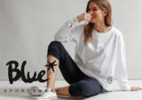 Blue Sportswear Arica Blouse Wit_