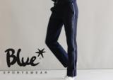 Blue Sportswear Valencia Pant Deep Navy_