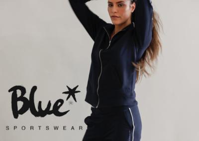 Blue Sportswear Valencia Jacket Deep Navy