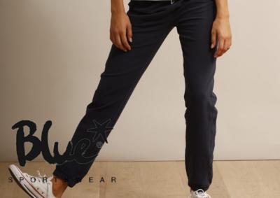 Blue Sportswear Feline Pant Deep Navy