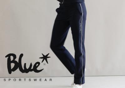 Blue Sportswear Valencia Pant Deep Navy
