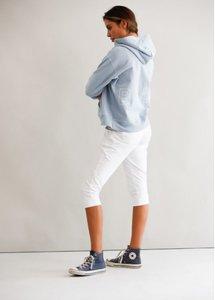 Blue Sportswear Bahia Capris White